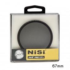 NiSi 67mm Slim Circular Polarizer CPL