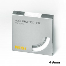 NISI 49MM PRO NANO HUC PROTECTOR CIRCULAR LENS GLASS FILTER