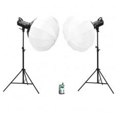 NICEFOTO KT-HC302 LED SINGLE HEAD VIDEO LIGHT