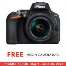 NIKON D5600 W/ 18-55MM KIT