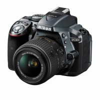 NIKON D5300 WITH 18-55MM - BLACK [CLEARANCE SALE. SEE WARRANTY DETAILS]