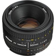 Nikon AF NIKKOR 50mm f/1.8D Lens [ONLINE PRICE] [Out of Stock]