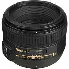 NIKON AF-S NIKKOR 50MM F1.4G (S) [SALE. 2 MOS WARRANTY]