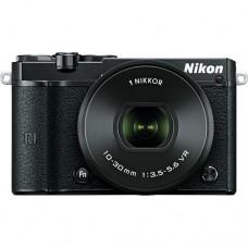 Nikon 1 J5 Body (w/ 10-30mm) Mirrorless BLACK [ONLINE PRICE] [FREE MEMORY CARD, CAMERA BAG, PHILIPS E311]