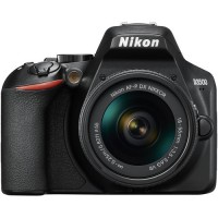NIKON D3500 WITH 18-55mm BLACK