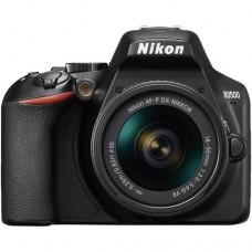 NIKON D3500 WITH 18-55mm BLACK