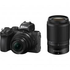 NIKON Z50 MIRRORLESS WITH 16-50MM AND 50-250MM [CLEARANCE]