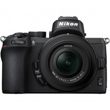 NIKON Z50 MIRRORLESS WITH 16-50MM [CLEARANCE]