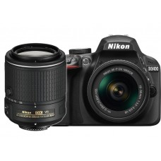 Nikon D3400 with 18-55mm and 55-200mm KIT [ONLINE PRICE]