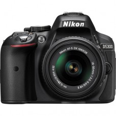 Nikon D5300 with 18-55mm KIT [ONLINE PRICE] [FREE MEMORY CARD, CAMERA BAG]