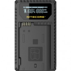 NITECORE UNK1 BATTERY CHARGER FOR EN-EL14, EN-EL14a, EN-EL15