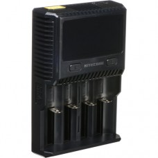 NITECORE SC4 SUPERB CHARGER FOR Ni-MH/Ni-Cd BATTERIES