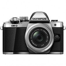 Olympus OM-D E-M10 II 14-42MM KIT SILVER [ONLINE PRICE]