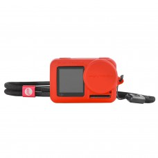 PGYTECH OSMO ACTION SILICONE RUBBER CASE RED