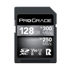 PROGRADE DIGITAL SDXC UHS-II V90 128GB MEMORY CARD
