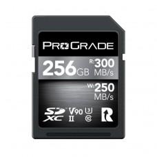 PROGRADE DIGITAL SDXC UHS-II V90 256GB MEMORY CARD