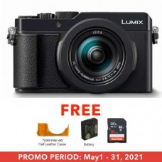 PANASONIC LUMIX DMC-LX100 II DIGITAL CAMERA BLACK