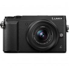 PANASONIC GX85 LUMIX G DIGITAL MIRRORLESS W/ 12-32mm BLACK