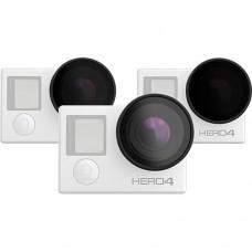 Polar Pro Frame 2.0 Filter 3-Pack (Hero 3/3+/4)