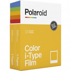 POLAROID 6009 COLOR FOR I-TYPE FILM DOUBLE PACK