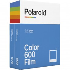 POLAROID 6012 COLOR FOR 600 FILM DOUBLE PACK