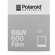 POLAROID B&W FOR 600 FILM