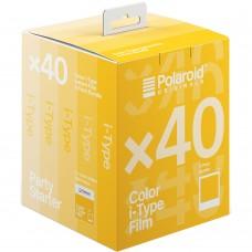 POLAROID US COLOR FOR I-TYPE FILM-4962-NA 40S