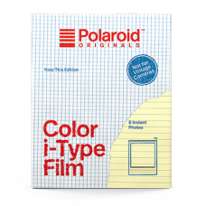 POLAROID  US COLOR FOR I-TYPE FILM-4968-NA NOTED TILE