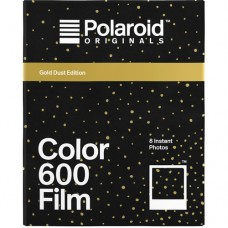 POLAROID US-COLOR FOR 600-FILM GOLD DUST
