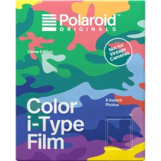POLAROID US COLOR FOR I-TYPE FILM CAMO