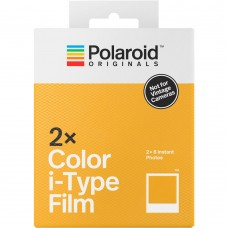 POLAROID US COLOR FOR I-TYPE FILM-4836-NA DOUBLE PACK