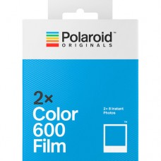 POLAROID US COLOR FOR 600-FILM-4841-NA DOUBLE PACK