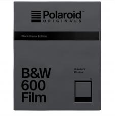 POLAROID B&W FOR 600 FILM BLACK FRAME EDITION