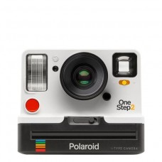 POLAROID ONESTEP 2 CAMERA - WHITE