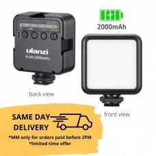 ULANZI MINI LED VIDEO LIGHT 1672 - VL49