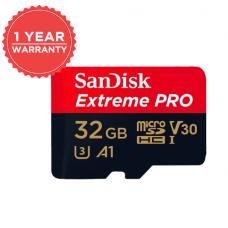 SANDISK EXTREME PRO®microSDHC™ 32GB 100MB/s 667X