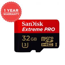 SANDISK EXTREME PRO MICROSDHC UHS-1 32GB 95MB/S 633X (S)
