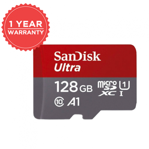 SanDisk Ultra 128GB MicroSDXC Verified for LG VS810PP by SanFlash 100MBs A1 U1 Works with SanDisk