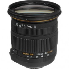 SIGMA 17-50 F2.8 EX DC OS HSM / DC HSM CANON  [ONLINE PRICE]