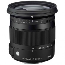 SIGMA 17-70MM F2.8-4 CONTEMPORARY DC MACRO OS HSM (CANON) [ONLINE PRICE]