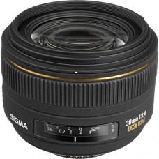 Sigma 30mm f/1.4 EX DC HSM Autofocus Lens for Nikon [ONLINE PRICE]