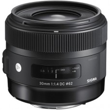SIGMA 30MM F1.4 DC HSM LENS FOR NIKON (ART)