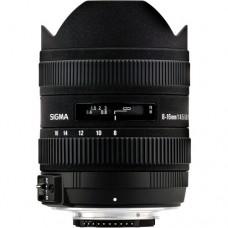 SIGMA 8-16/4.5-5.6 DC HSM NIKON [CLEARANCE SALE. SEE WARRANTY DETAILS]
