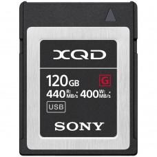 SONY QD-120F 120GB G SERIES XQD MEMORY CARD (S)
