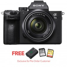 SONY ALPHA A7 III WITH 28-70MM LENS [ONLINE PRICE] [PRE ORDER]