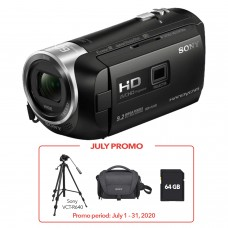 SONY HANDYCAM HDR-PJ440 BLACK