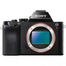Sony Alpha A7 II BODY [ONLINE PRICE] [FREE MEMORY CARD AND MINI TRIPOD]