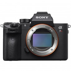 SONY ALPHA A7R III (BODY) [ONLINE PRICE] [FREE MEMORY CARD]
