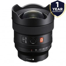 SONY FE 14MM F1.8 GM SERIES ULTRA-WIDE PRIME LENS
