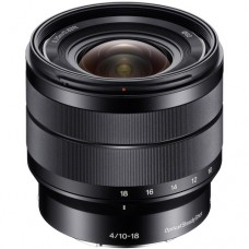 Sony E 10-18mm F/4 OSS Wide [ONLINE PRICE]